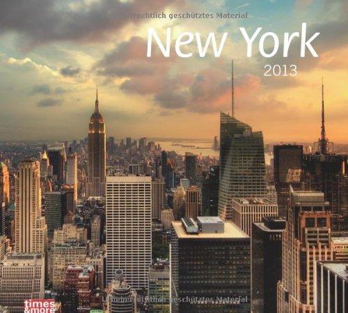 times & more Bildkalender New York 2013
