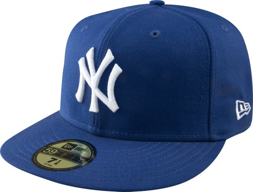 MLB New York Yankees Light Royal with Wh - Blue 59fifty Fitted Hat Shopping Results