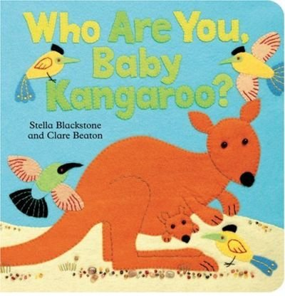 Read Online Who Are You, Baby Kangaroo? (Board book) - Common ebook