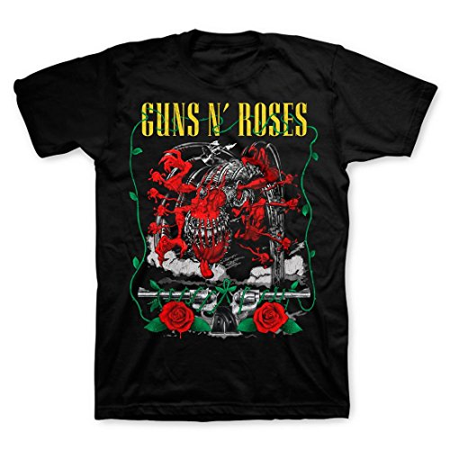 Guns N Roses - Appetite Creature and Pistols T-Shirt ()