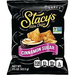 Stacy's Cinnamon Sugar Flavored Pita Chi...