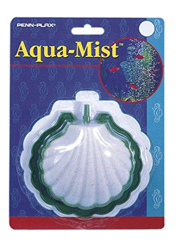 Penn Plax Aqua-Mist Bubble Shell Aerator, 3-1/4-Inch (Aerator Shell)
