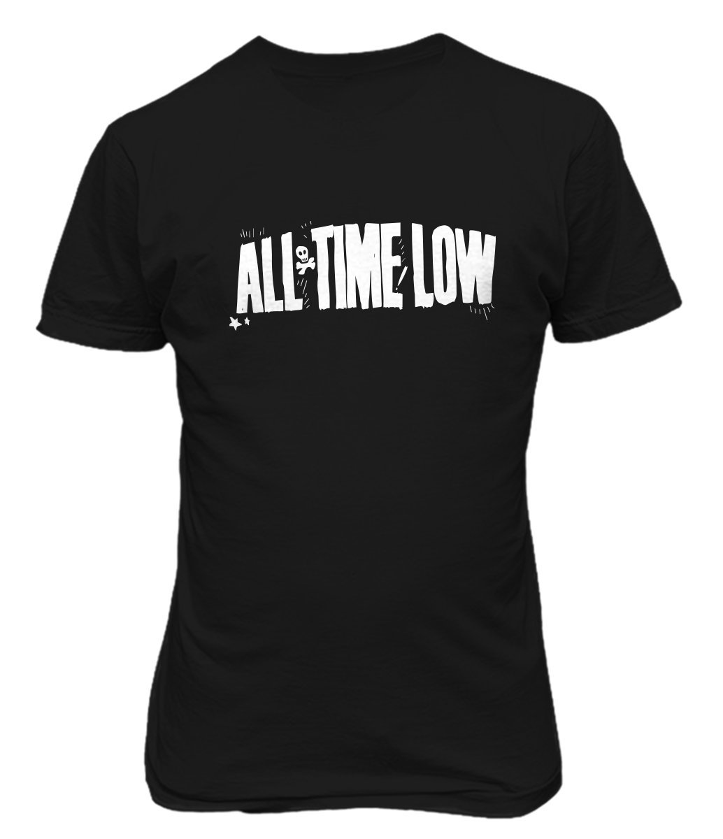All Time Low Pop Punk Band T Shirt Music 138