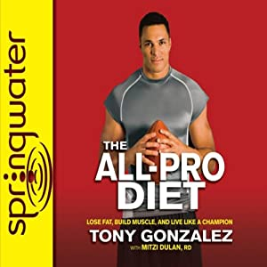 The All-Pro Diet Audiobook