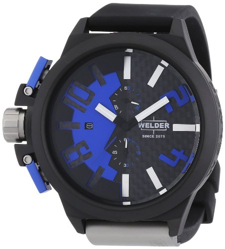 WELDER Unisex 2503 K35 Oversize Chronograph Watch