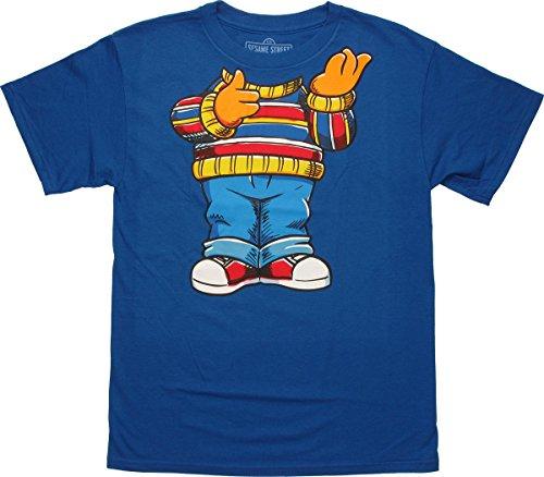 Sesame Street Ernie Body T-Shirt -