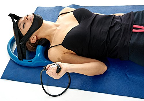 Posture Neck Exercising Cervical Disc Spine Hydrator Pump || Relief for Stiffness, Relives Neck Pain, Neck Curve Restorer by BodyHealt (Image #3)