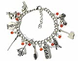 The Walking Dead Charm Bracelet Jewelry Merchandise collection for her (V2)