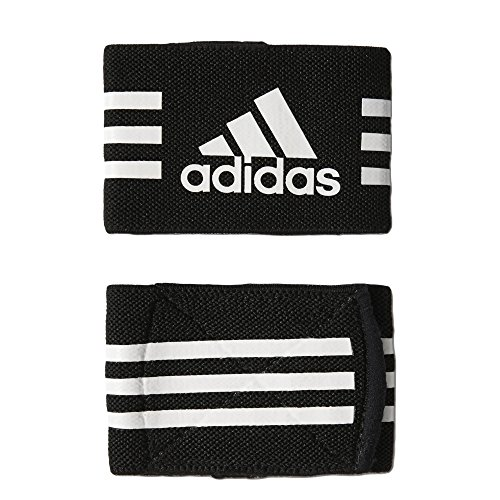 (adidas Soccer Soccer Guard Stay Ankle Strap Black)