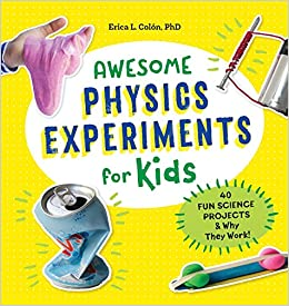 Image result for awesome physics experiments for kids book