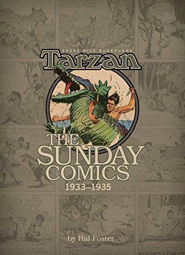 Edgar Rice Burroughs' Tarzan: The Sunday Comics Volume 2: 1933-1935