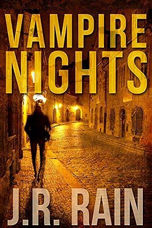 Vampire Nights A Short Story Samantha Moon Book 2