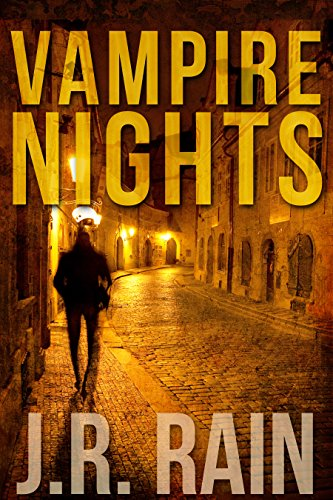 Vampire Nights and Other Stories (A Samantha Moon Story Book 2)