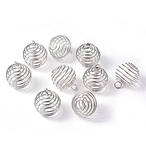 Honbay Silver Pendants Findings 18 25mm product image