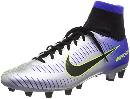 Black 407 Blue UK Victory Volt Shoes Racer 6 Df Volt Pro Mercurial Ag Footbal Men Neymar Chrome Nike Blue 6 H47OwqTw