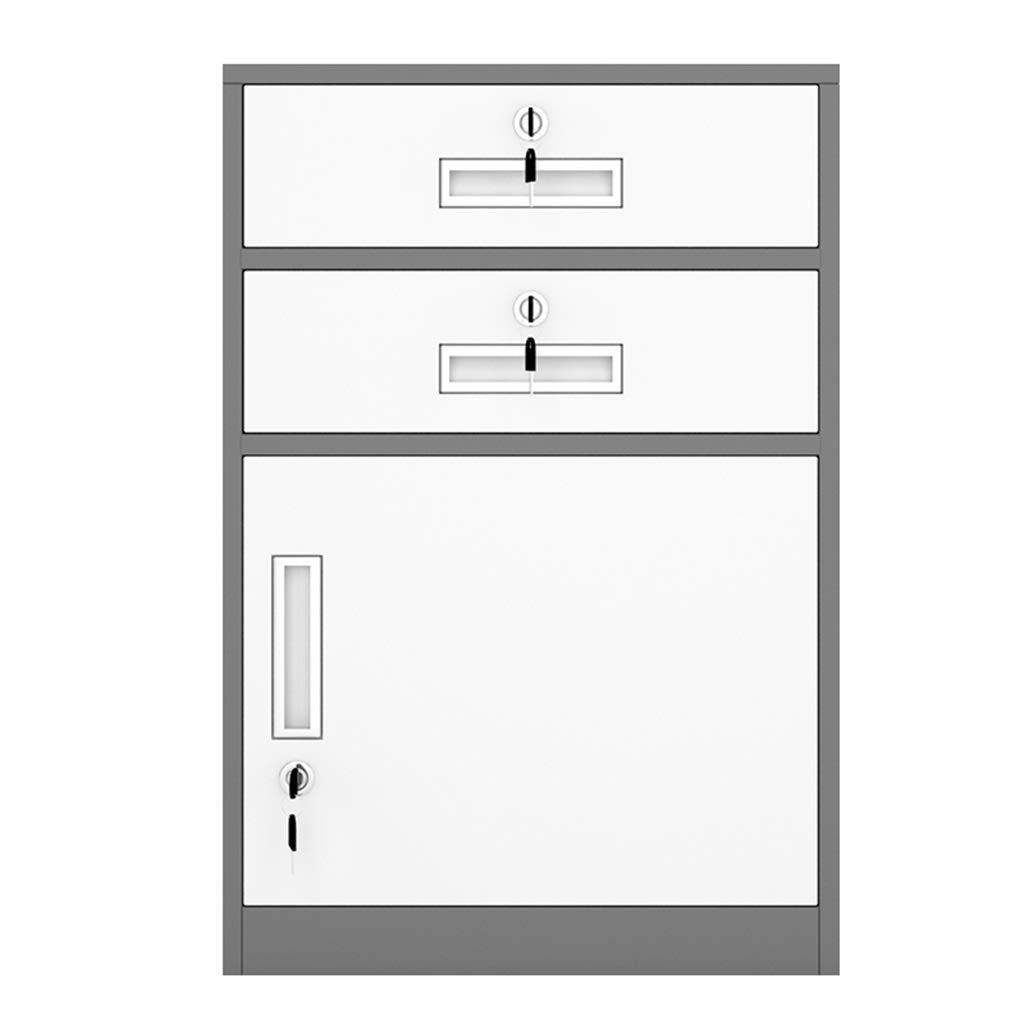 File cabinets Color Office Metal Low Cabinet Locker Chest of Drawers with Lock Small Cabinet FANJIANI by File cabinets
