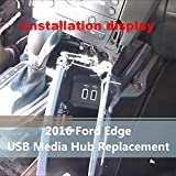 Dual USB interface Module for Ford APPLE CARPLAY