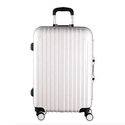 0942d09c9982 Amazon.com: XF Luggage Sets Trolley Case Luggage Aluminum Frame ...