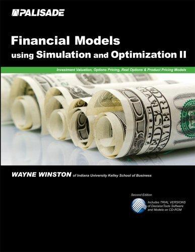 Financial Models using Simulation and Optimization II by Wayne L. Winston - Wayne Mall Shopping