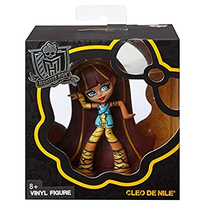 Monster High Vinyl Collection Cleo de Nile Figure: Toys & Games