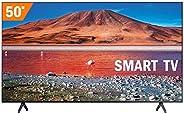 "Smart TV LED 50"" 4K Samsung LH50BETHVGGXZD, 2 HDMI, 1 USB, Wi-Fi,"