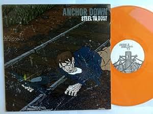 """Steel To Dust EP VINYL 12"""" – Solidarity – SR007"""