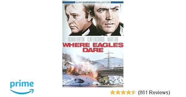 watch free movie where eagles dare