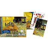 Van Gogh: Cafe - Double Deck Playing Cards