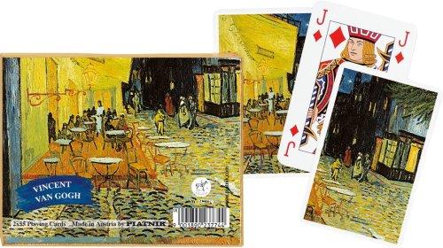 (Piatnik Van Gogh Café Playing Cards)