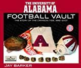 University of Alabama Football Vault, Jay Barker, 0794822282