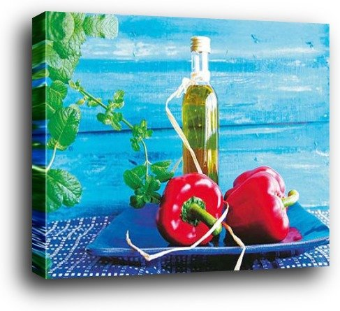 Funky Unique And Cute Pepper Wall Art Kitchen Wall