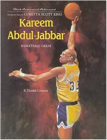 Book Kareem Abdul-Jabbar (Black Americans of Achievement) by R. Thomas Cobourn (1995-06-03)