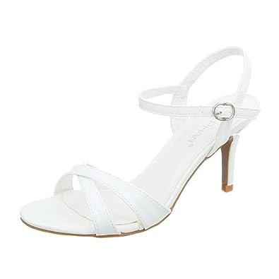 Cingant Woman Damen Sandalette Absatz Sommerschuhe Damenschuhe Elegante  Damenschuhe High Heels 796919577b