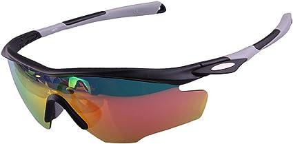 Gafas de sol deportivas Brillantes colores polarizados Unisex ...