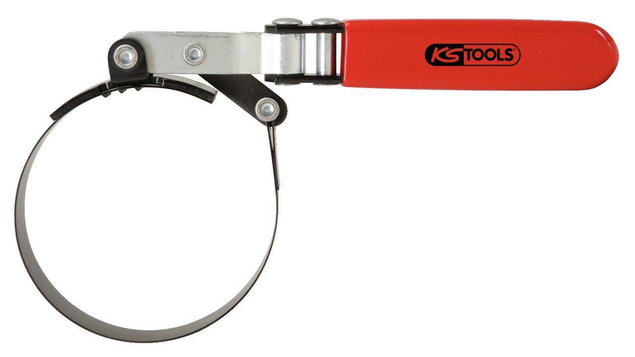 Chiave a Nastro per Filtro Olio /Ø 60-73 mm KS Tools 150.9377 a Regolazione Continua