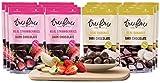Tru Fru 12-pack Grab and Go Chocolate Fruit Snacks (Tropical Pack)