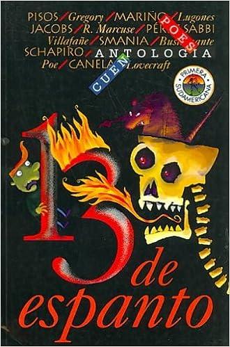 13 de espanto/ 13 of horror