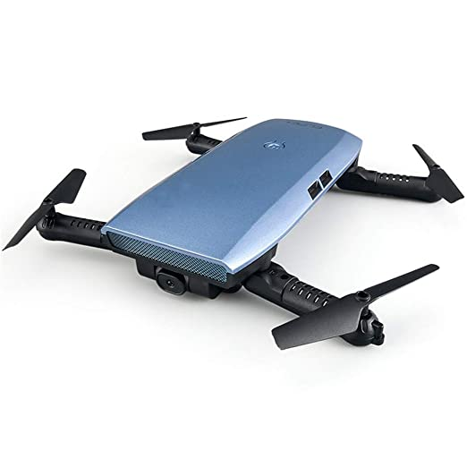 QLPP Dron WiFi FPV con cámara 720P HD, Drones RC para ...