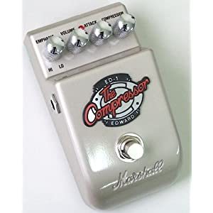 Marshall ED-1 Compressor