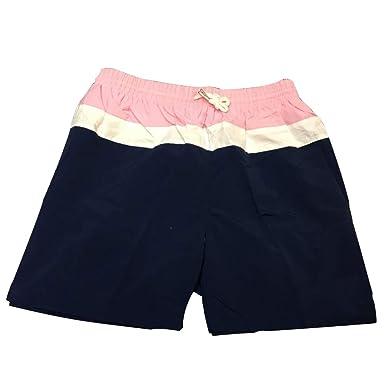 294d88cb538303 Ss-Lqlhy Summer Beach Plus Size Men Drawstring Color Block Swimming Sport  Shorts Pants at Amazon Men's Clothing store: