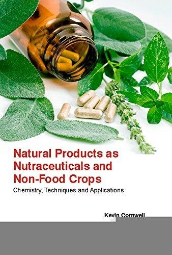 Natural Products as Nutraceuticals And NonFood Crops: Chemistry, Techniques and Applications PDF