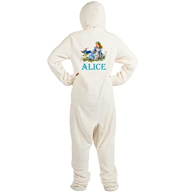 Amazon.com  CafePress Alice in Wonderland - Blue Footed PJs  Clothing f75a34dc4