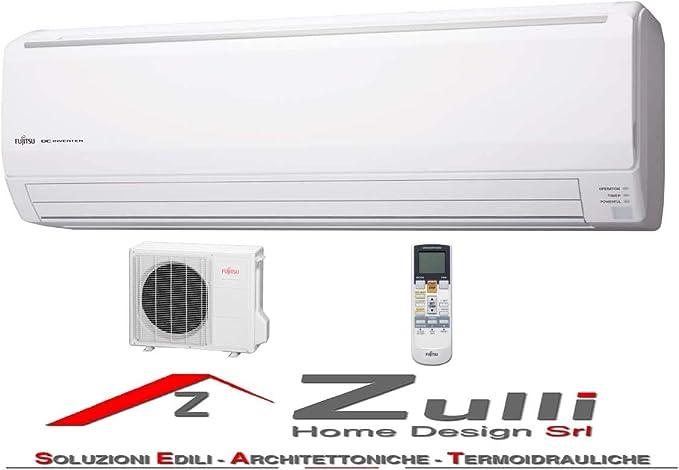 Aire acondicionado Fujitsu- Split 1x1 - AOYG18LFCA Inverter Clase ...