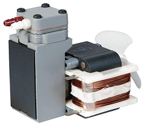 Thomas / Gardner Denver - 014CA28 - Piston Air Compressor/Vacuum Pump, 115VAC, 100/100 Max. PSI - Denver Int