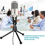 Neewer 3.5MM Vocal Condenser Microphone with