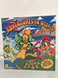 Milton Bradley Neopets Adventures in Neopia Sealed Boardgame New MB Childs Game