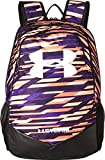 Under Armour Men's UA Scrimmage Backpack (Youth) Peach Horizon/Purple Switch/White One Size