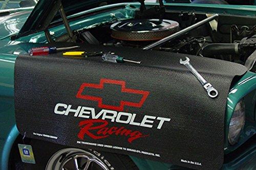 Chevrolet Racing Black Grip Fender Cover