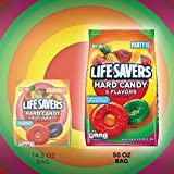 LIFE SAVERS Hard Candy 5 Flavors, 50-Ounce Party