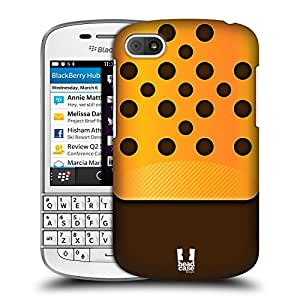 Head Case Designs Prosperity Clogs Protective Snap-on Hard Back Case Cover for BlackBerry Q10